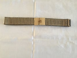 Vintage Brass Fish Scale Belt