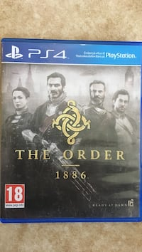 ps4 the order 1886 spill Oslo, 0572