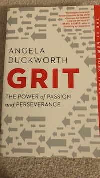 Grit - power of passion and perserverance  Fairfax, 22033