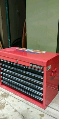 Toolbox. Craftsman Langley, V2Z 1K7