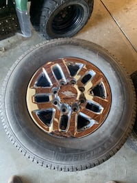 4 NEW Tires for a Chevy 2500 or 3500 Santa Rosa, 95407