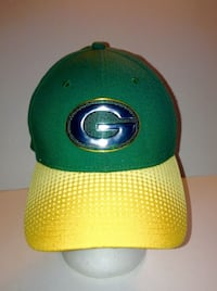 New Era 39Thirty Flexfit Green Bay Packers Cap Small Medium London