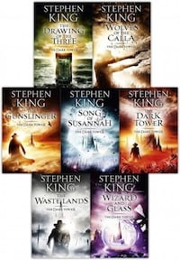 Stephen king the dark tower complete series