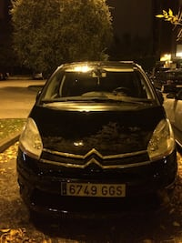 Citroën - picasso - 2009 Madrid