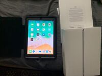 iPad ( 6 the Generation ) Wi-Fi + cellular  32GB  Still under warranty until August 2019 Absolutely Brand new condition. Including cover . First come first serve.  Price is negotiable but no low offer If you are interested in buying contact me buy texting Port Coquitlam, V3C 6N1