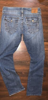 True religion jeans size 32  Kitchener, N2H 4V9