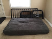 Futon great condition comes with mattres. Edmonton, T5W 3M7
