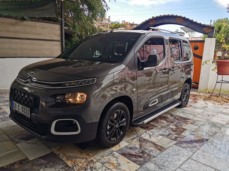 2020 Citroen Berlingo 2950 KM TEMİZ FULL 0