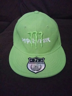 Monster Fitted Hat