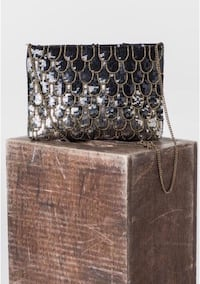 Best selling Handmade Art Deco Beaded Party with Chain Sling Bag by AMPOUR  Shop Bags Online London, SE18 6FL