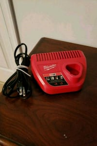 red and black Milwaukee battery charger Portsmouth, 23703