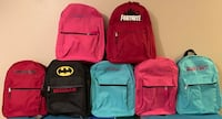 Personalized htv backpacks Oklahoma City, 73159