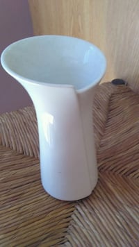 white and blue plastic pitcher Whitehouse, 08822