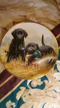 Collector's Plate Henderson, 89002