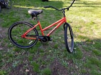 red and black BMX bike College Park, 20740