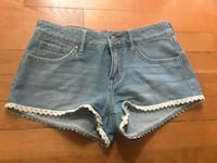 Size 1 pacsun shorts. Good condition. Fairfax, 22030