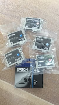 Epson stylus photo printer inks Toronto, M6P 1X5