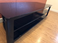 Large TV Stand, Black Fremont, 94539
