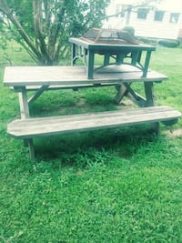 Picnic table only Kingston, 18704