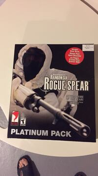 Rainbow Six Rogue Spear Platinum Pack