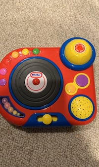 Toy Turn Table