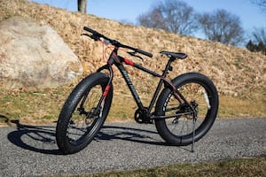 North rock fat tire bike