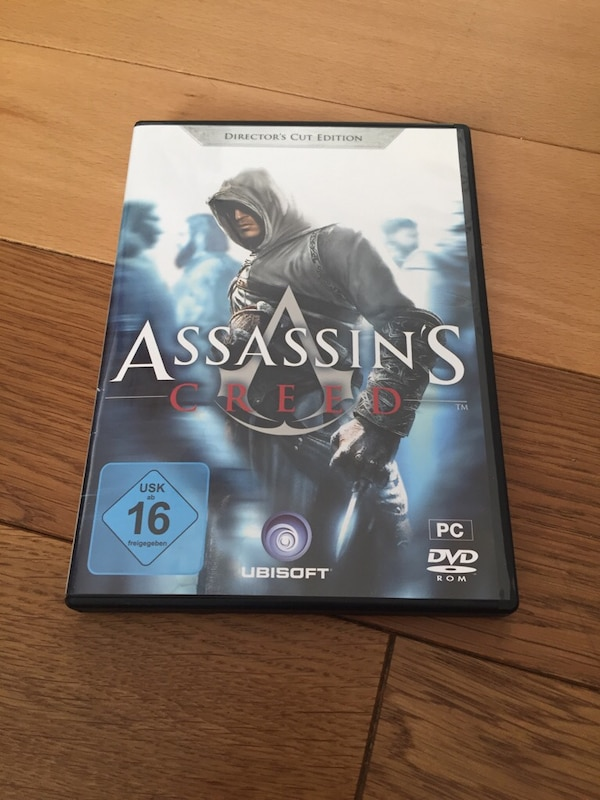 Sony PS3 Assassins Creed Spiel Fall