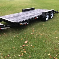 Equipment trailer Brampton, L6T 0A4