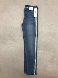 H and m girls jeans  Oakville, L6H 5S1