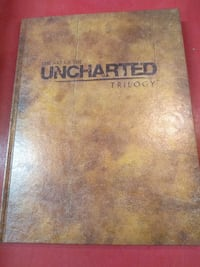 The Art of Uncharted Trilogy Limited Edition Richmond