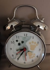 Chihuahua clock Wilmington, 28412