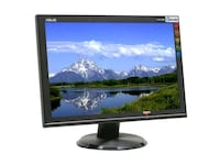 Asus 19in Lcd monitor display Toronto, M1P 0A9