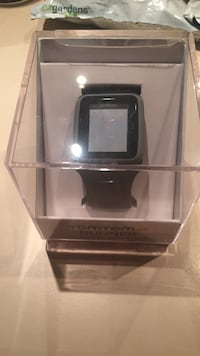 Dark Gray TomTom Runner GPS watch Tiverton, 02878