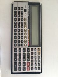 Casio fx 880p Sincan, 06940