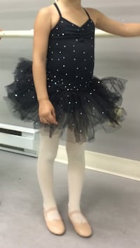 Ballerina dress, size 5T Burnaby, V5H 2V6