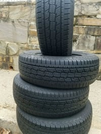 4fullset general craver 235/70R16  Arlington, 22204
