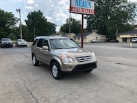 Honda-CR-V-2005 Louisville