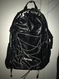 Bought from supreme new york last summer slightly use amazing bag lots of space  Toronto, M5V 1X6