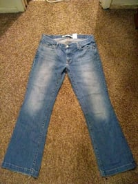 """GAP WOMENS SIZE 8R """"LONG AND LEAN"""" JEANS Saraland, 36571"""