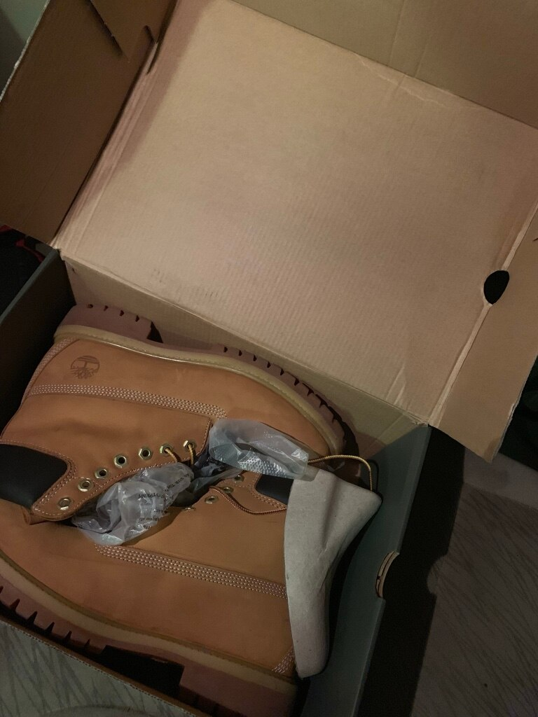 Men's Timberlands Size 8