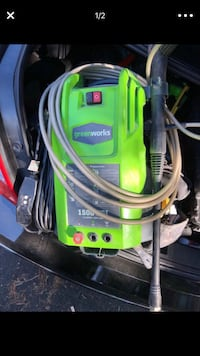 Power washer (1500 psi)