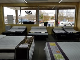 Savings of 55%-80% on Adjustable Beds and Mattresses!!!