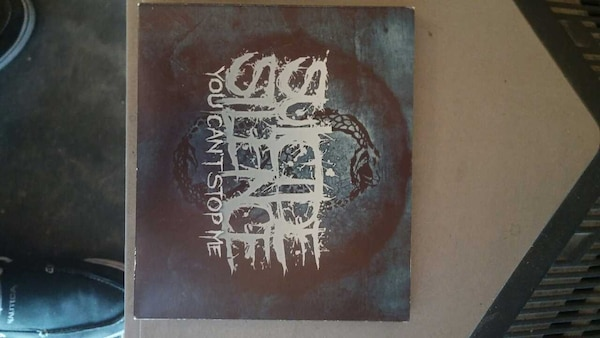 suicide silence two disc cd 64dc5176-1386-4900-927c-afbba8f61cfe