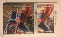 The Amazing Spider-Man 3DS Game With Case & Booklet Tulsa, 74145