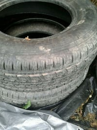 245/75r17 general tire. Negotiable  Whitchurch-Stouffville, L4A 7X5