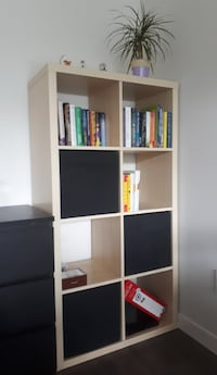 Bright, clean, like new shelf unit VANCOUVER