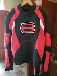 Shift Racing Motorcycle Jacket Large