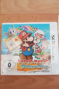 SUPER MARIO STICKER STAR 6727 km