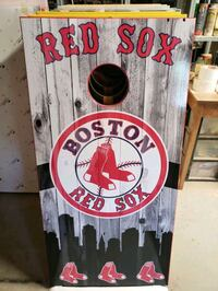 Redsox cornhole boards  Manchester, 03102