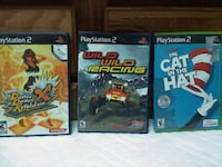 PLAYSTATION 2 Games $2 EACH $5 for all Lincoln